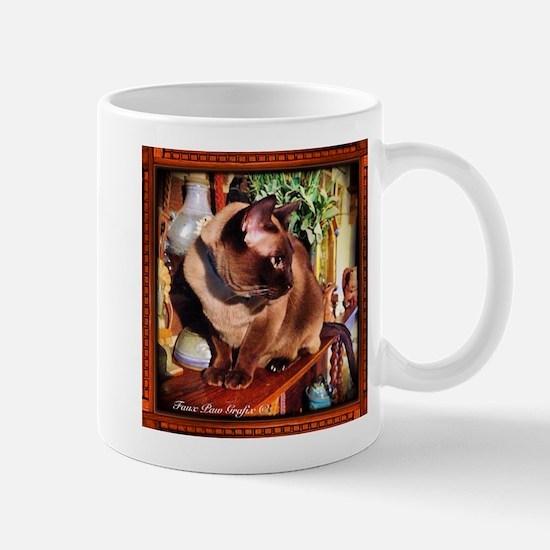 Tonkinese on Mantle Mug