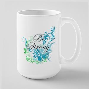 Be Strong Large Mug