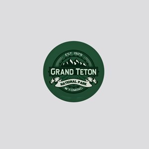 Grand Teton Forest Mini Button