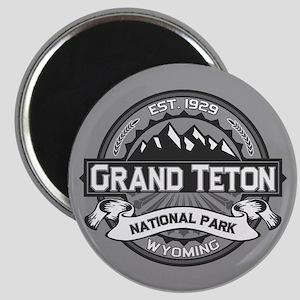 Grand Teton Ansel Adams Magnet