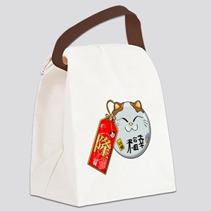 GOOD-LUCK Canvas Lunch Bag
