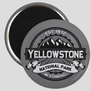 Yellowstone Ansel Adams Magnet