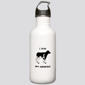 Moo Hampsha Stainless Water Bottle 1.0L