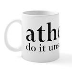 Atheists Do It Unsupervised Mug