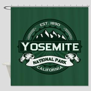 Yosemite Forest Shower Curtain