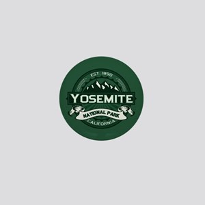 Yosemite Forest Mini Button