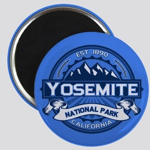 Yosemite Blue Magnet