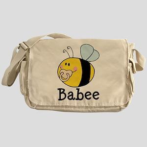 Babee Bee Messenger Bag