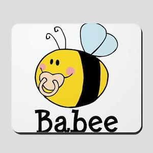 Babee Bee Mousepad