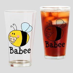 Babee Bee Drinking Glass