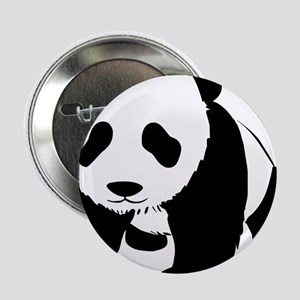 "Panda Bear 2.25"" Button"
