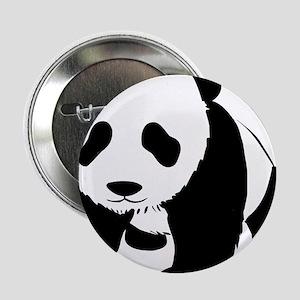 "Panda Bear 2.25"" Button"