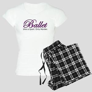 Ballet, Like a sport Women's Light Pajamas