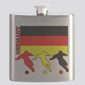 Soccer Germany Flask