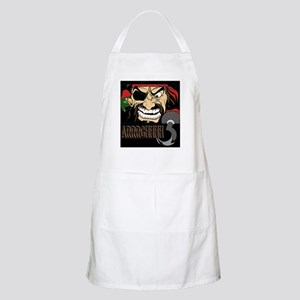Pirate Says AARRGG BBQ Apron