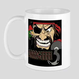 Pirate Says AARRGG Mug