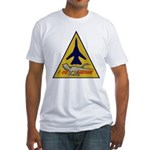 F-111 Aardvark Fitted T-Shirt