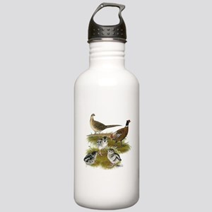 Pheasant Family Stainless Water Bottle 1.0L