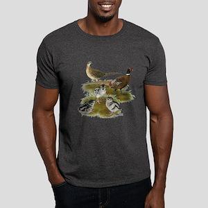 Pheasant Family Dark T-Shirt