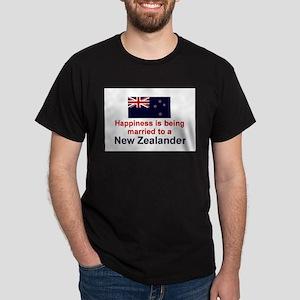 NewZealand-HappyMarried T-Shirt