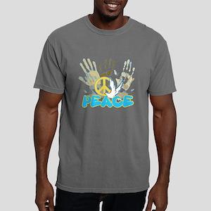 PEACE Mens Comfort Colors Shirt
