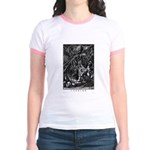 Cthulhu Jr. Ringer T-Shirt