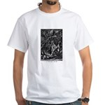 Cthulhu White T-Shirt