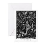 Cthulhu Greeting Cards (Pk of 10)