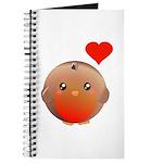Cute bird Journal