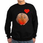 Cute bird Sweatshirt (dark)