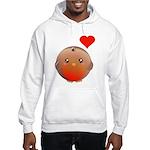 Cute bird Hooded Sweatshirt
