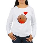 Cute bird Women's Long Sleeve T-Shirt