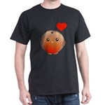 Cute bird Dark T-Shirt