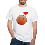 Cute bird White T-Shirt