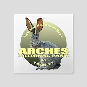 Arches National Park Sticker