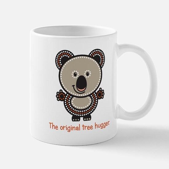 The Original Tree Hugger Mug