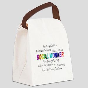 Judith Canvas Lunch Bag