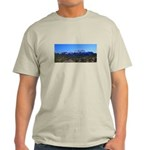 Superstition Panorama with Snow Light T-Shirt