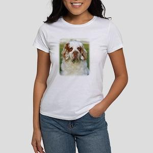 Clumber Spaniel AF015D-125 Women's T-Shirt