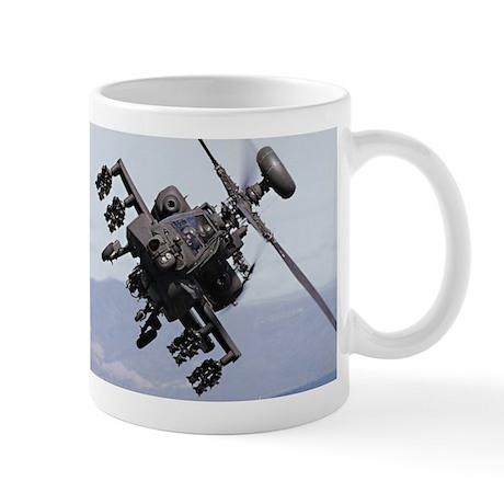 Apache AH-64A/D Helicopter Mug