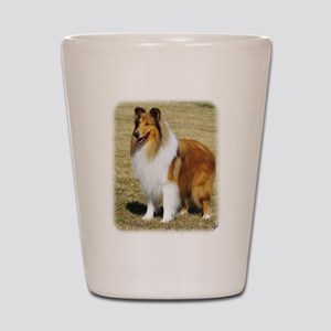 Collie Rough AF036D-028 Shot Glass