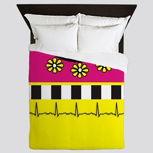 Registered Nurse Queen Duvet