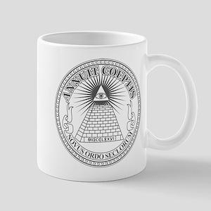 Eye of Providence 2 Mug