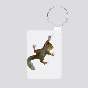"""""""Hang On Baby Rowdy"""" Keychains"""