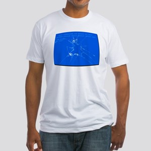 Commodore 64 Fitted T-Shirt