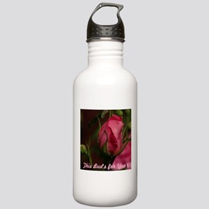 Pink Bud for You Stainless Water Bottle 1.0L