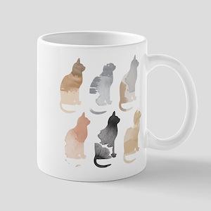 adopt cat Mugs
