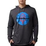 Protein Paletas - large logo Mens Hooded Shirt