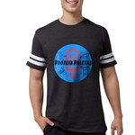 Protein Paletas - large logo Mens Football Shirt