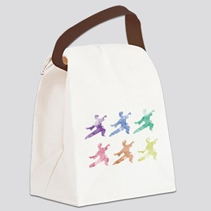 tai chi Canvas Lunch Bag